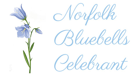 Norfolk Bluebell Celebrant